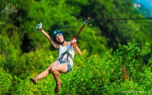 Canopy Tours - Zip Line