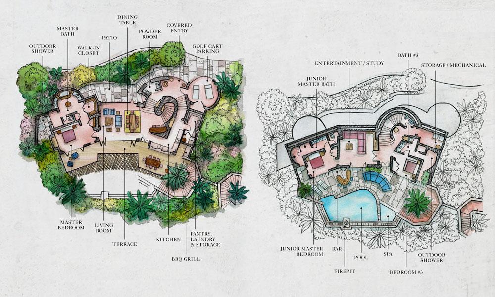 Casa Buena Vista - Layout